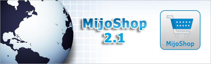 MijoShop 2.1 released, Fully Multi-Language