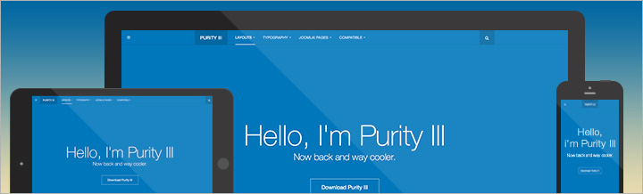 Purity III - Free Responsive MijoShop theme