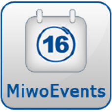 MiwoEvents Pro (without MiwoShop)